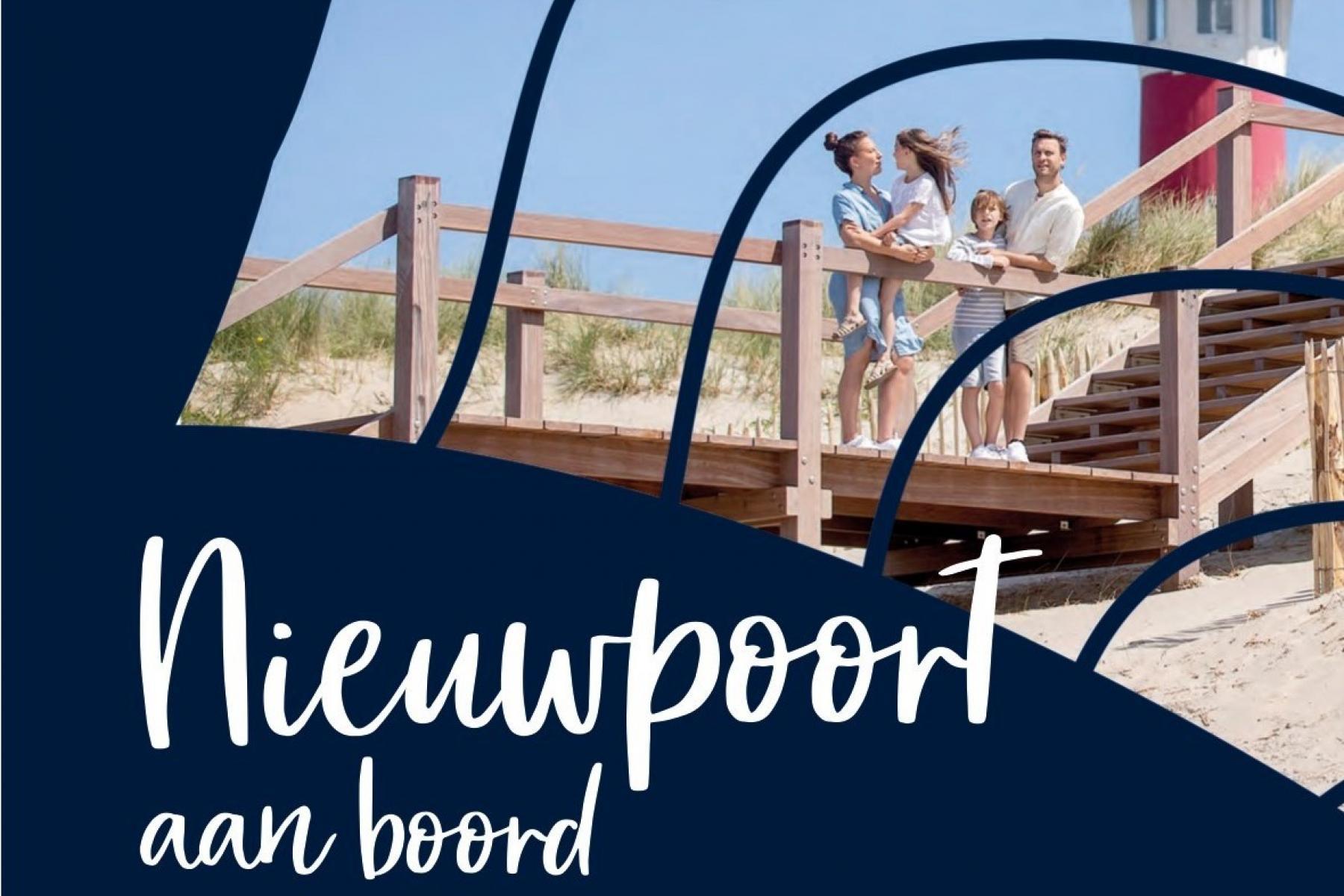 Visit Nieuwpoort - Welkom aan boord 2020 - inspiratiemagazine