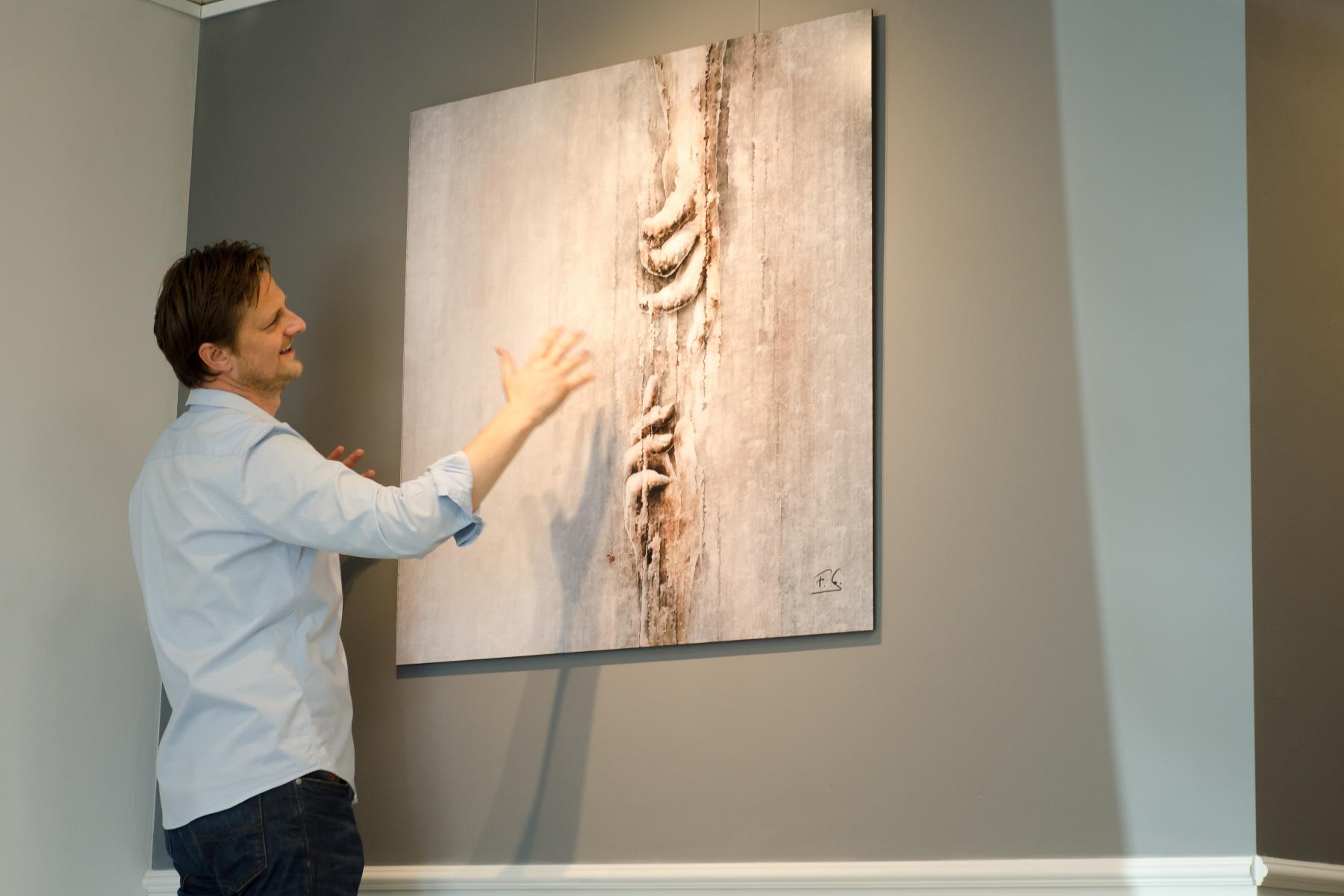 Visit Nieuwpoort - Expositie aan Zee - kunstenaar F.G.