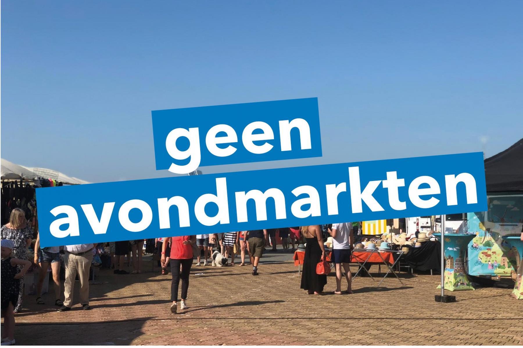 Visit Nieuwpoort - Geen avondmarkten in Nieuwpoort in 2021