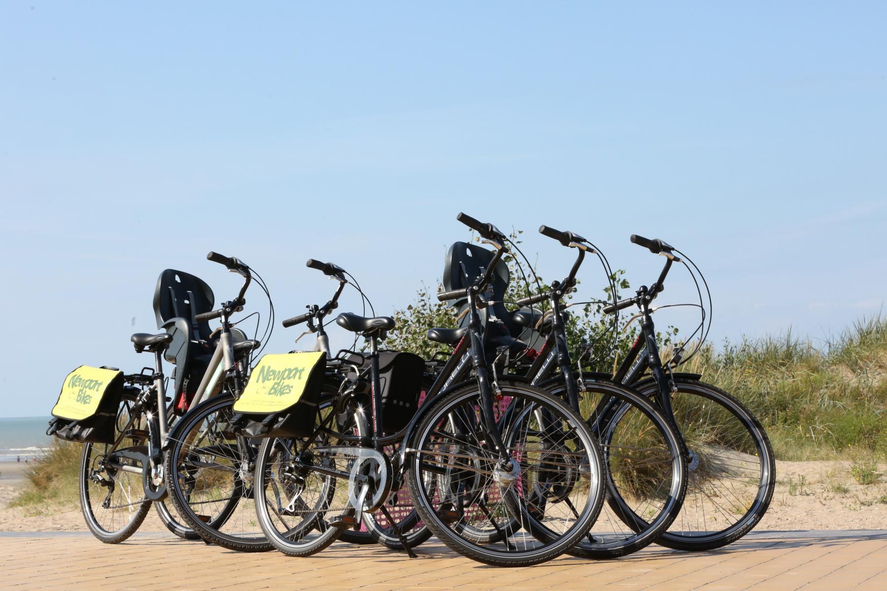 VisitNieuwpoort Newport Bikes