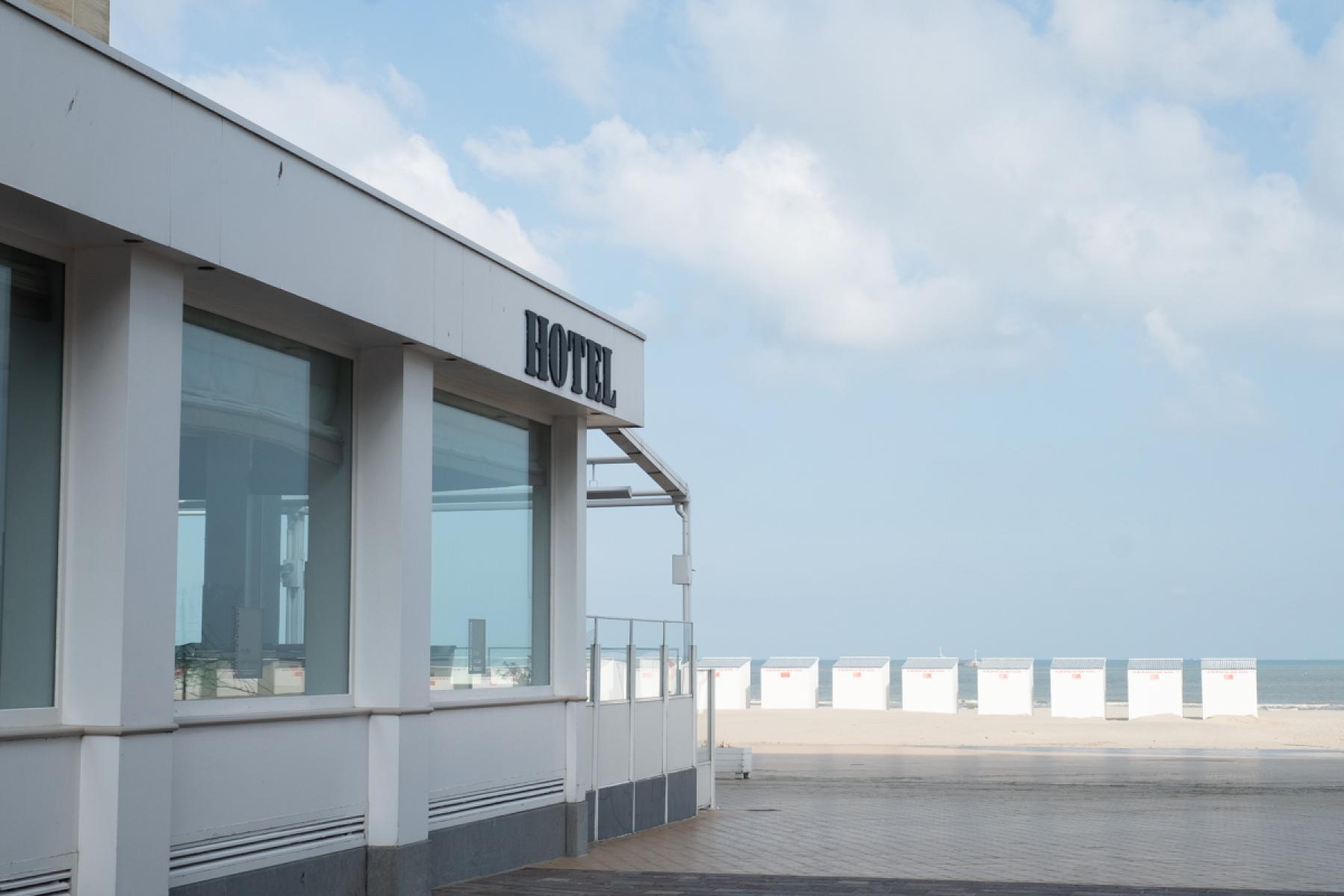 VisitNieuwpoort Hotel Sandeshoved