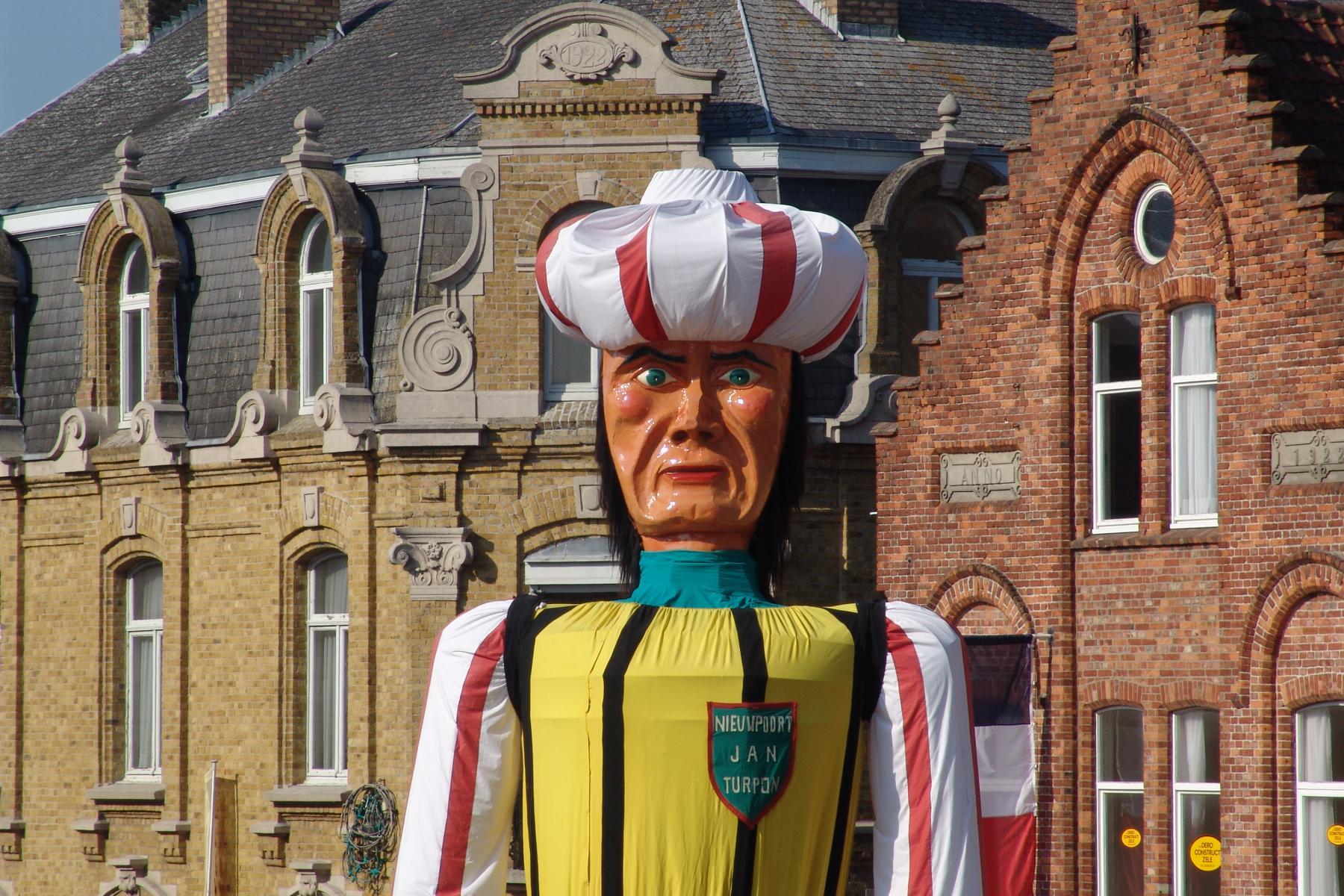 Visit Nieuwpoort Folklore Jan Turpijn