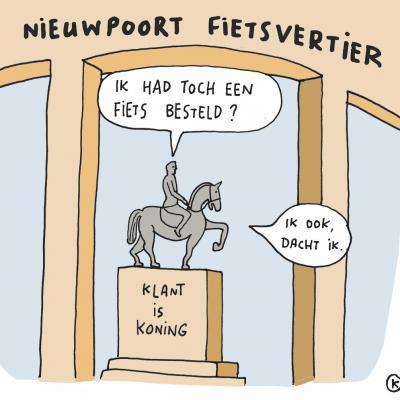 Visit Nieuwpoort - Fietsvertier
