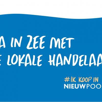 Visit Nieuwpoort - Ga in zee met je lokale handelaar - ik koop in Nieuwpoort