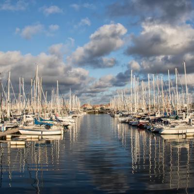 Visit-Nieuwpoort Jachthaven