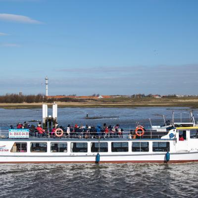 Visit Nieuwpoort Expérience aquatique Seastar