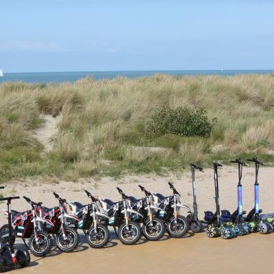 Visit-Nieuwpoort Newport Bikes