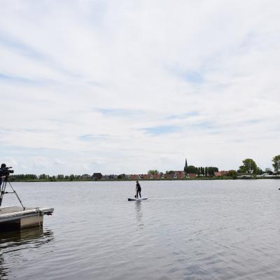 Visit Nieuwpoort zomers programma Nieuwpoort aan Boord Focus WTV aflevering 2 met Mieke Dobbels