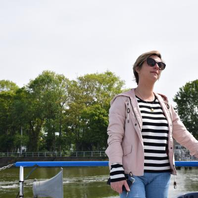 VisitNieuwpoort zomers programma Nieuwpoort aan Boord Focus WTV aflevering 2 met Mieke Dobbels