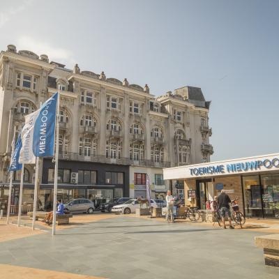 Toerisme Nieuwpoort - infokantoor Nieuwpoort-Bad