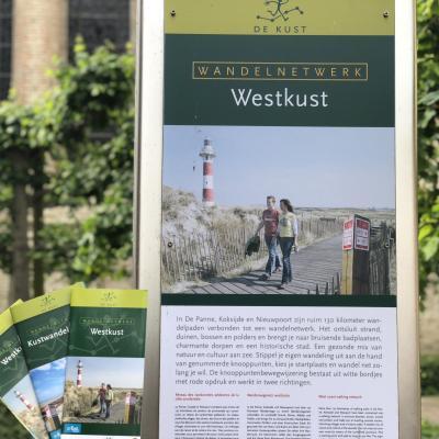 Visit Nieuwpoort Wandelnetwerken