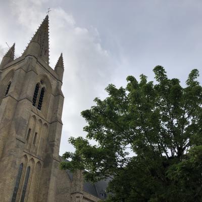 Visit Nieuwpoort Bezoek aan de beiaardtoren