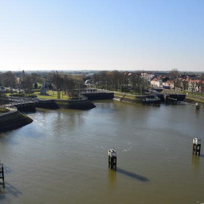 Visit Nieuwpoort Water als wapen in de Eerste Wereldoorlog