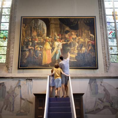 Visit Nieuwpoort Vlaamse Meesters in Situ Vigor Boucquet